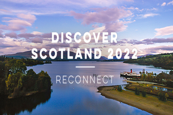 Virtual Events News - VisitScotland 2022 trade expo replaced by virtual event