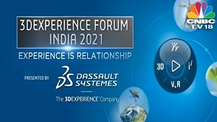 Virtual Events News - 3D Experience Forum India 2021 | Experience is relationship