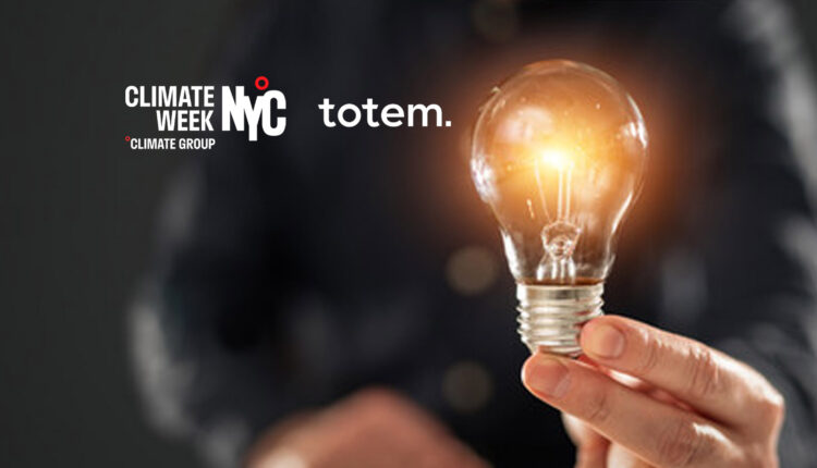 Virtual Events News - Climate Week NYC Reaches Global Audience via Totem's Virtual and Hybrid Events Platform