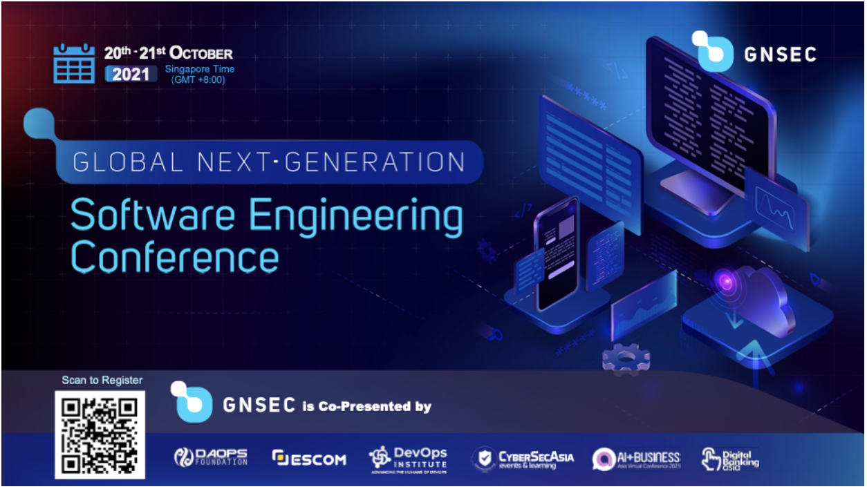 Virtual Events News - Global Next-Generation Software Engineering Conference