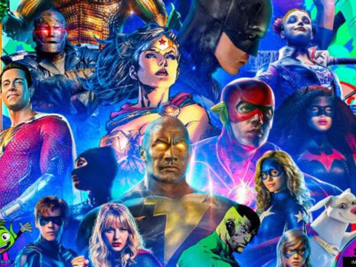 Virtual Events News - DC To Give Free NFTs To People Who Register For Upcoming FanDome Event On Oct 16