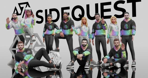 Virtual Events News - Belfast-based VR platform SideQuest raises $3m from backers